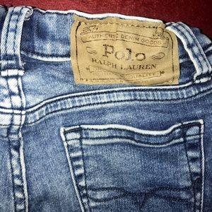 Ralph Lauren Super Skinny Stretch Jeans